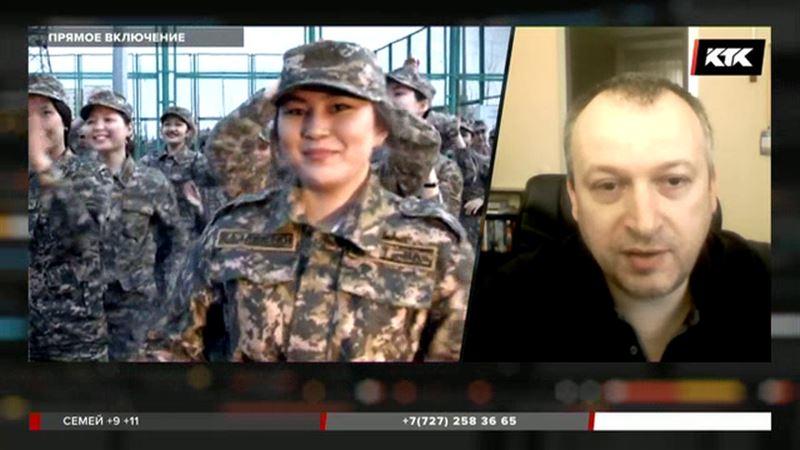 Женщине не место в армии – мнение военного эксперта