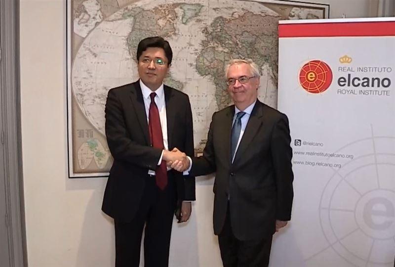 В Мадриде состоялся международный круглый стол «Соединяя Евразию: роль Казахстана между Европой и Восточной Азией»