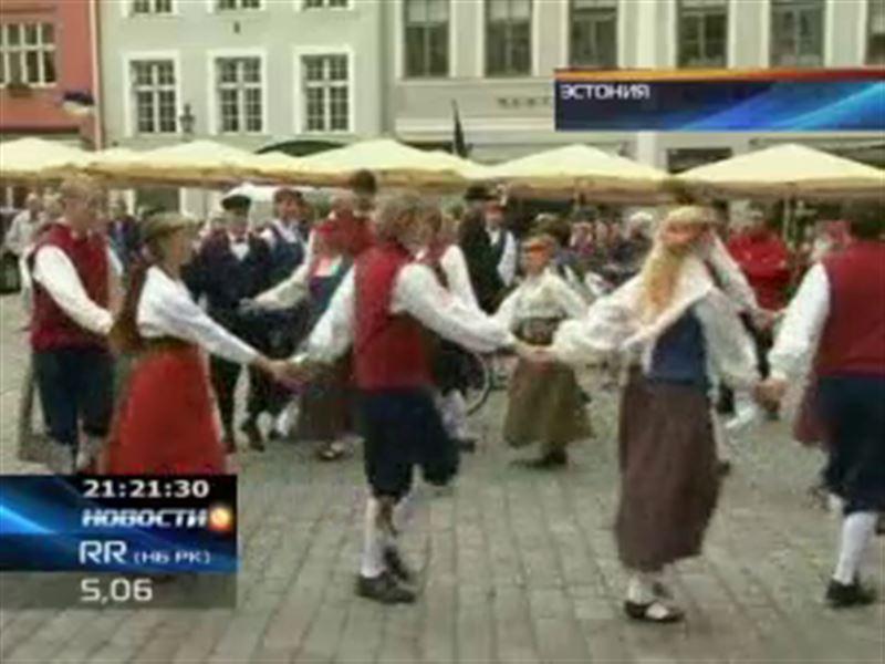 В Эстонии стартовал танцевальный марафон