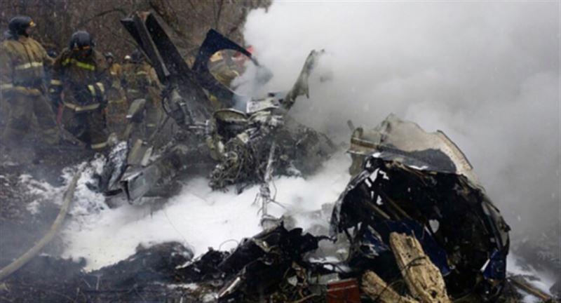 В России рухнул вертолет Ми-8, есть жертвы