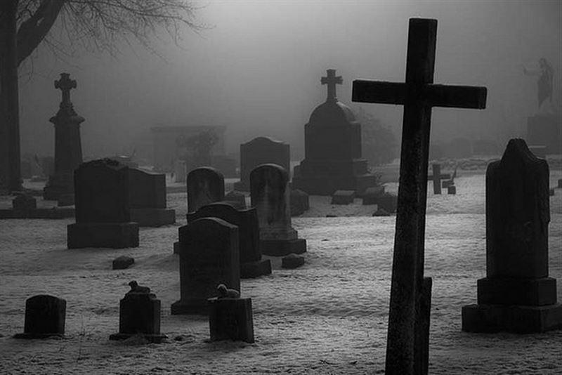 Китайское кладбище создало симулятор смерти