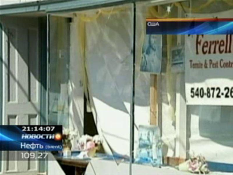 Сильное землетрясение в США