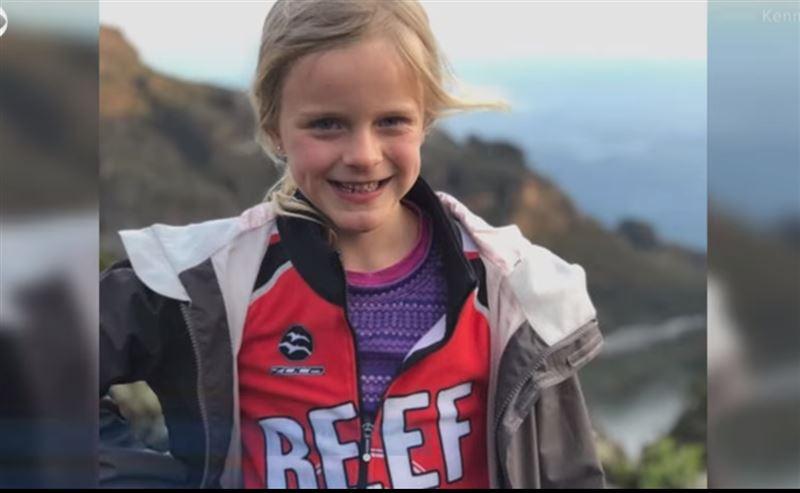 Семилетняя девочка покорила Килиманджаро ради отца и побила мировой рекорд