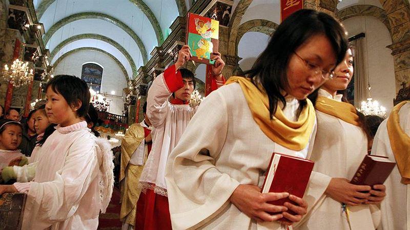 В Китае перестали продавать Библию