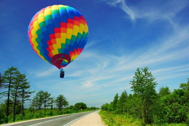 В Южной Корее рухнул воздушный шар с 12 туристами