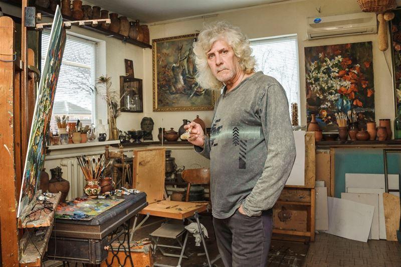 Ушел из жизни известный художник Василий Беда