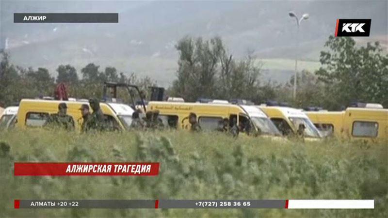 Назарбаев принёс соболезнования алжирскому народу