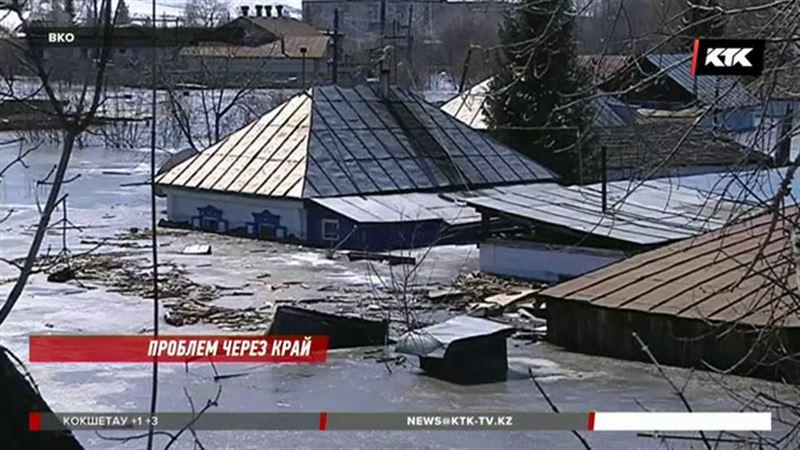 Зыряновск оттаял, жители в шоке