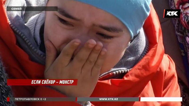 Житель Уральска убил сноху, изуродовав до неузнаваемости