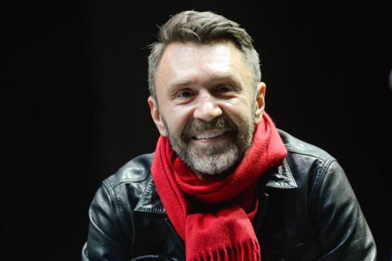 Сергей Шнуров празднует свое 45-летие