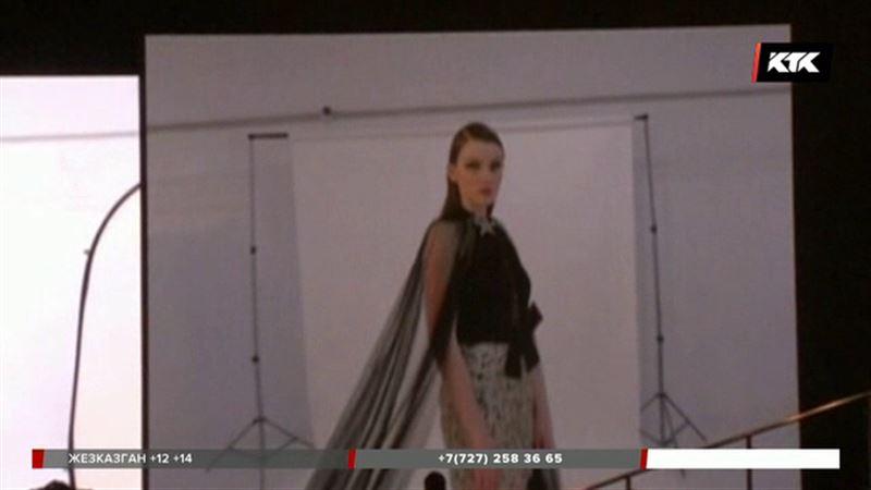 В Саудовской Аравии показывают моду, которую нельзя видеть