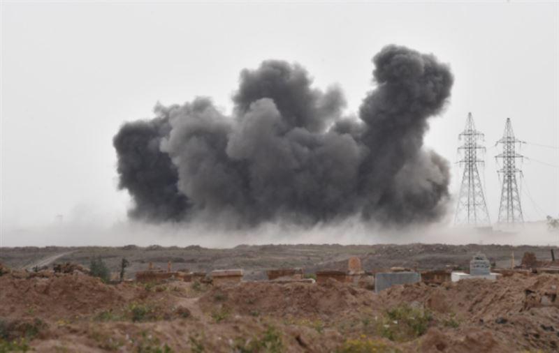 ВИДЕО: Сирияда зардап шеккендер туралы ақпарат шықты