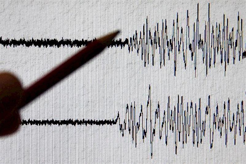 Землетрясение зафиксировано в Восточном Казахстане