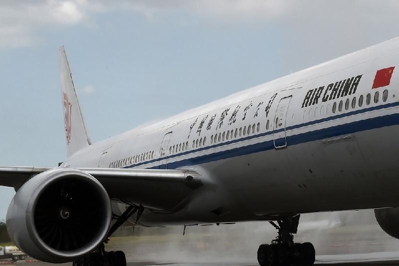 Air China ұшағы жанжал салдарынан жерге шұғыл қонды