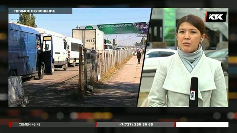 Нарушители-мигранты месяцами проживают в Казахстане