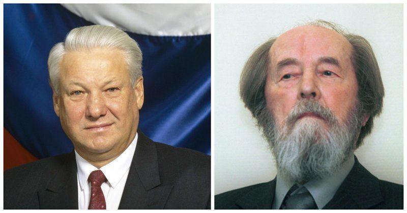 ВИДЕО: Ресейде Ельцин мен Солженицынға жаңа ескерткіш қойылады