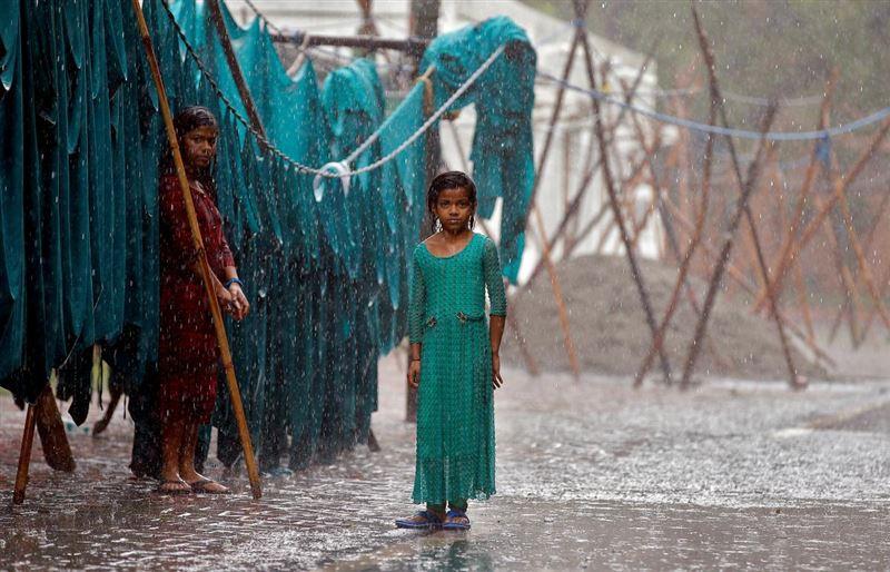 Жертвами шторма в Индии стали более 40 человек