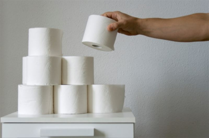 Ученые: Туалетная бумага несет в себе скрытую опасность для здоровья