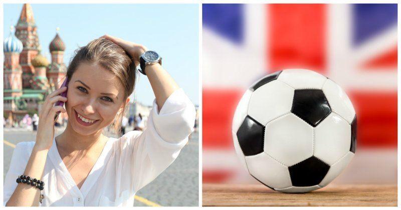 Британдық футболшыларды орыс қызынан сақтан деп ескертуде