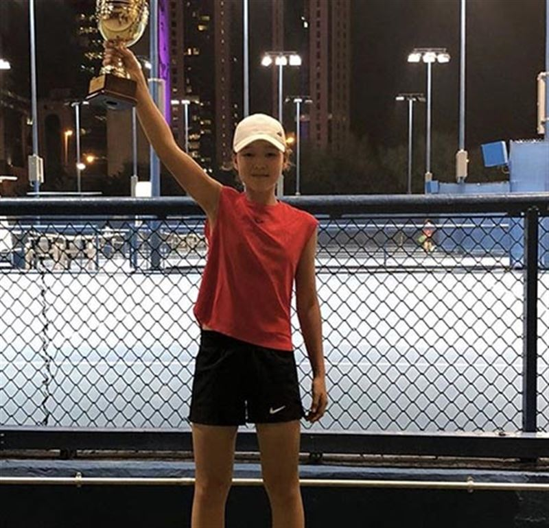 ФОТО: Жас теннисшілеріміз Катарда өткен турнирде жүлделі болды