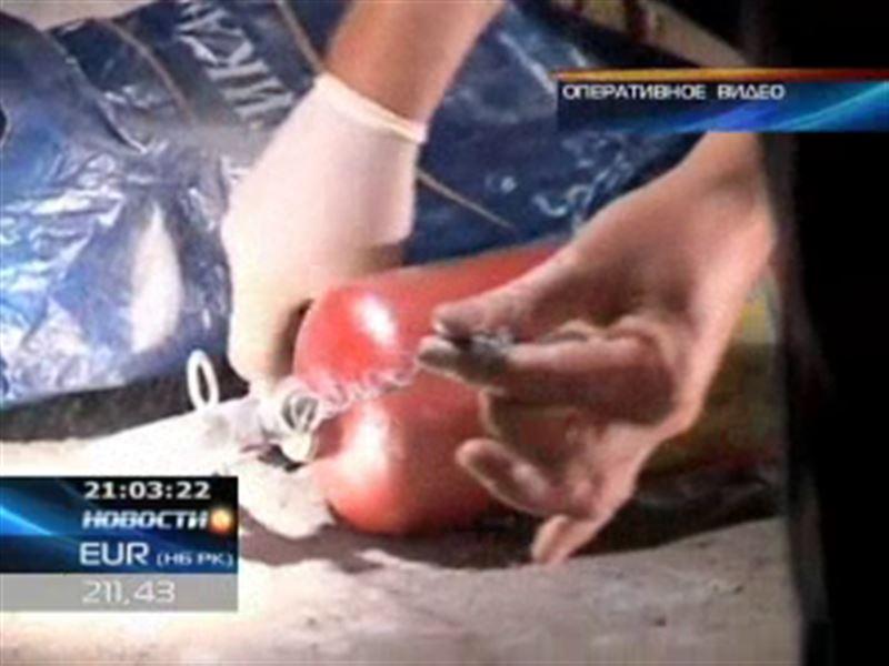 В Усть-Каменогорске прямо возле жилых дворов обнаружили бомбу