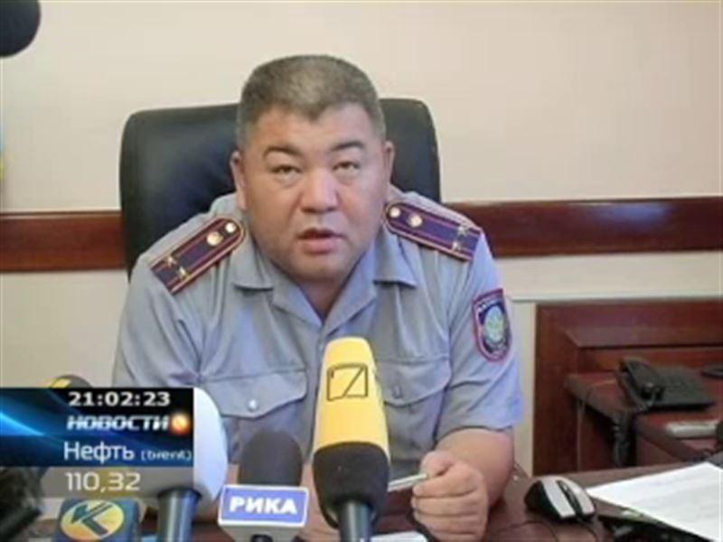 Актюбинские полицейские решили развеять слухи об угрозе терактов