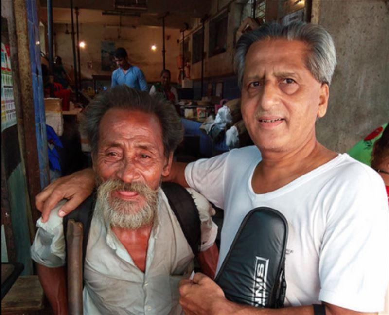 ВИДЕО: Қария ғаламтор көмегімен 40 жыл жоғалтқан туысқандарын тапты