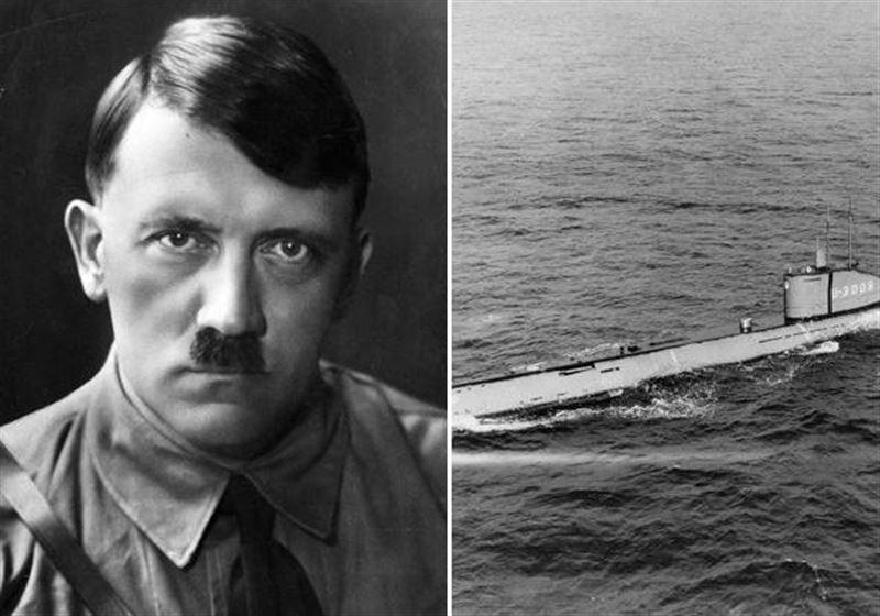 «Подлодка Гитлера» была обнаружена у берегов Дании