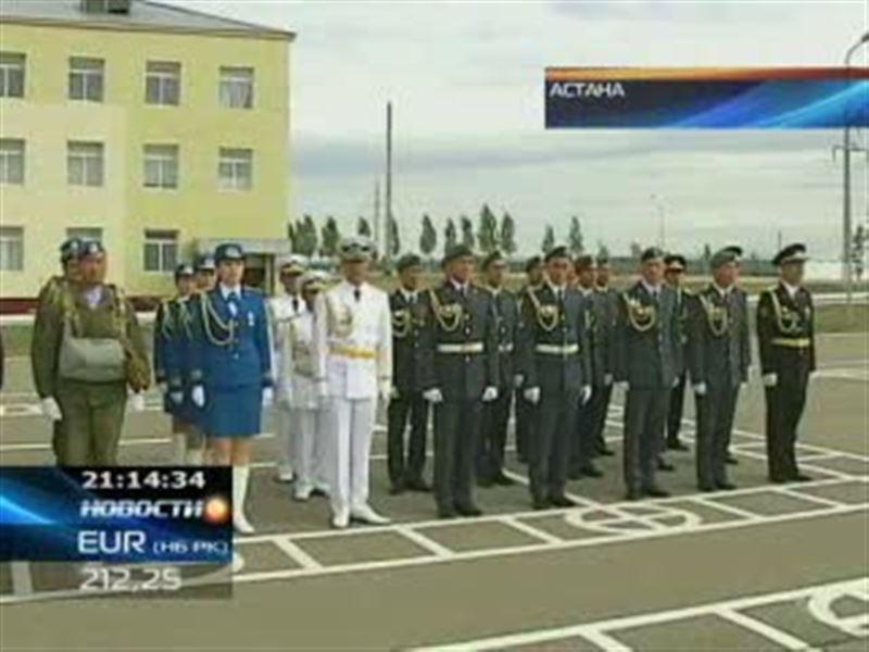 На военном параде в День Конституции военнослужащие будут в новой форме