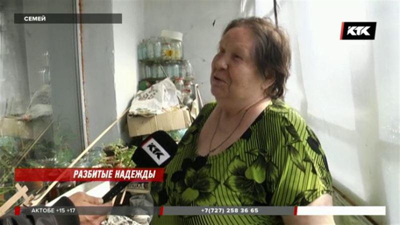 Лоджии, которые власти обещали застеклить после взрыва на Иртыше, до сих пор без ремонта