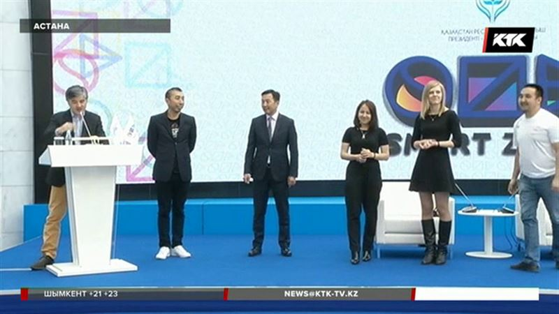 Казахстанские разработчики презентуют свой проект в Сингапуре