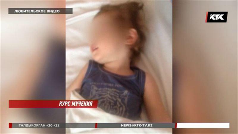 Ребенка привезли с ангиной, а теперь он ослеп и оглох, – рассказывает мать