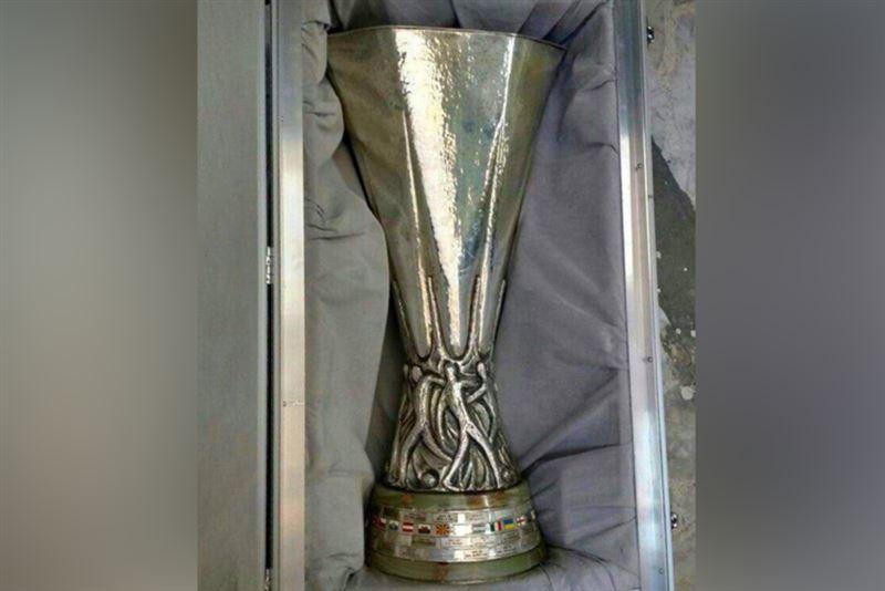 В Мексике украли Кубок УЕФА, но очень скоро нашли