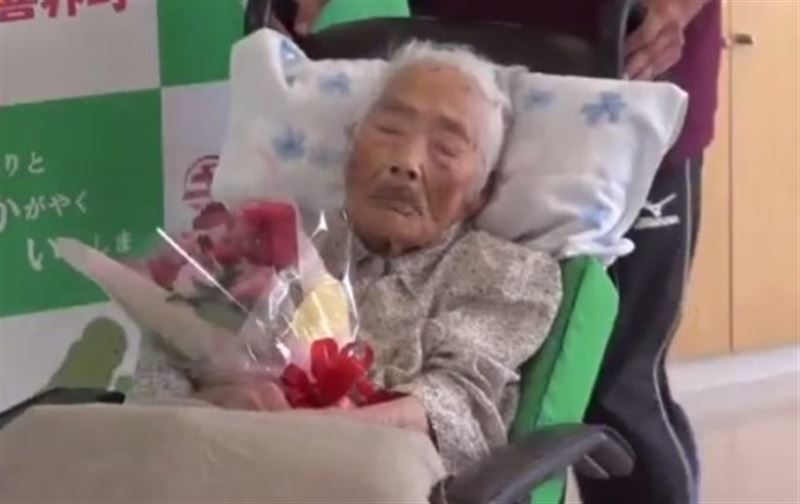 На 118-м году жизни умерла самая пожилая женщина в мире