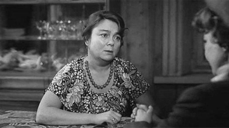 Умерла актриса Нина Дорошина, известная по фильму «Любовь и голуби»