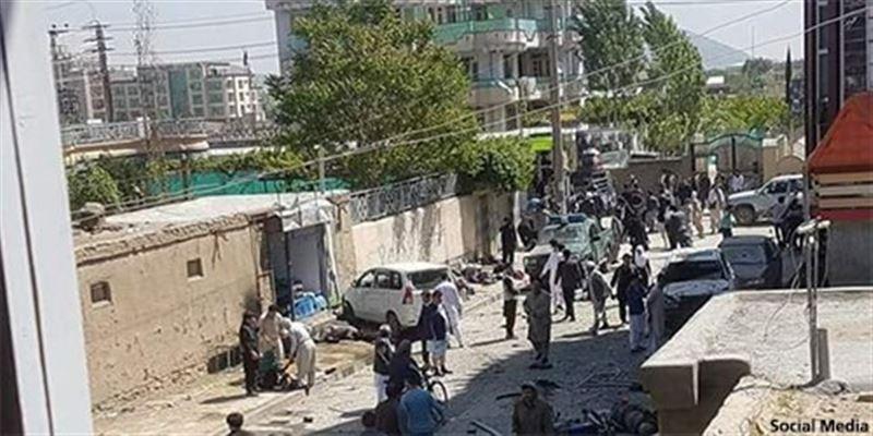 Более 30 человек погибли в результате взрыва в Кабуле