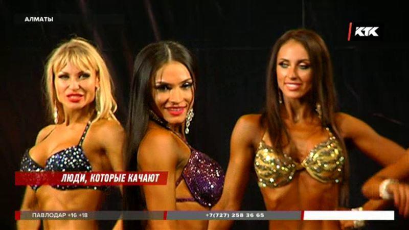 Девушку с идеальными формами назвали в Алматы
