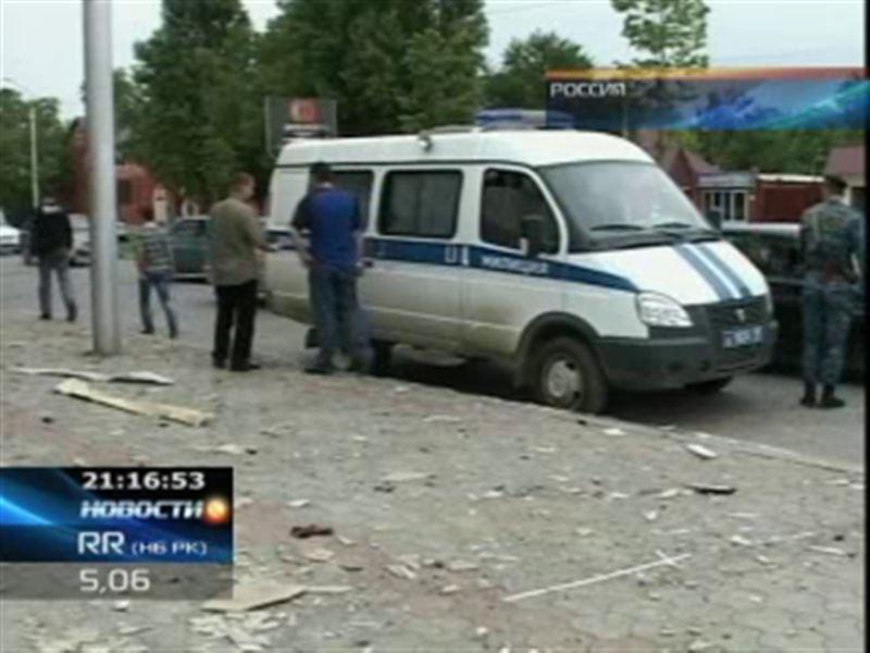 В Чечне расследуют обстоятельства двойного теракта