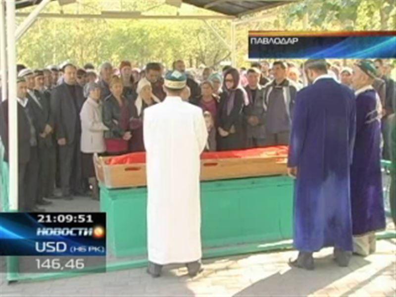 В Павлодаре похоронили Айнур Ахметову