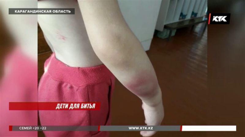 Где бьют детей – в школе или дома, выясняет карагандинская полиция