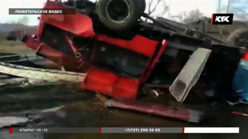 Пожарный скончался в результате ДТП – машина спешила на вызов