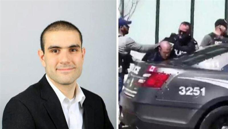 Полиция установила личность наехавшего на пешеходов в Торонто водителя