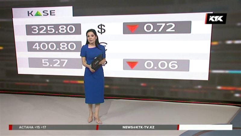 На цене доллара отразилось повышение стоимости нефти