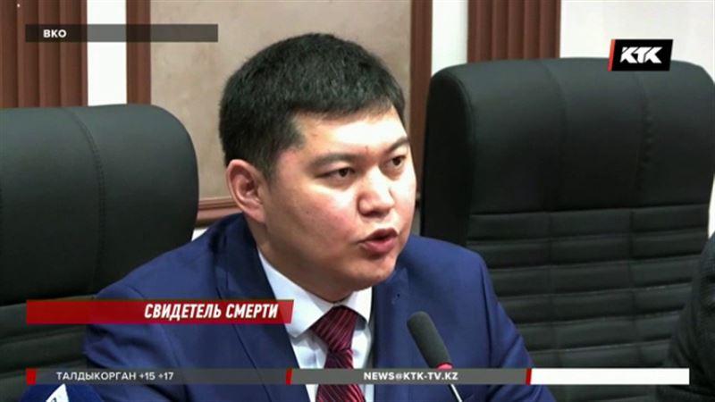 Аким Усть-Каменогорска действительно был в машине, совершившей смертельный наезд