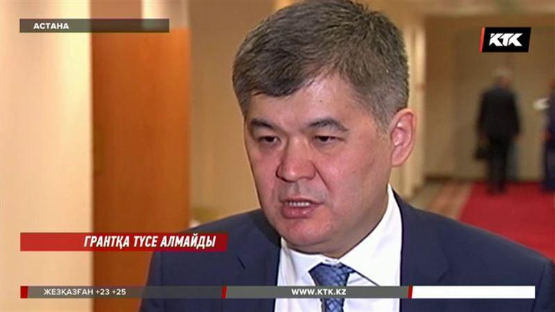 Астанада жалған сертификат жасатқан магистранттарға қатысты Біртанов пікір білдірді