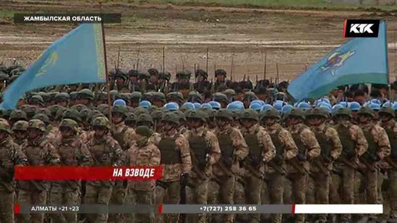Ко второму за годы суверенитета боевому параду готовятся военные