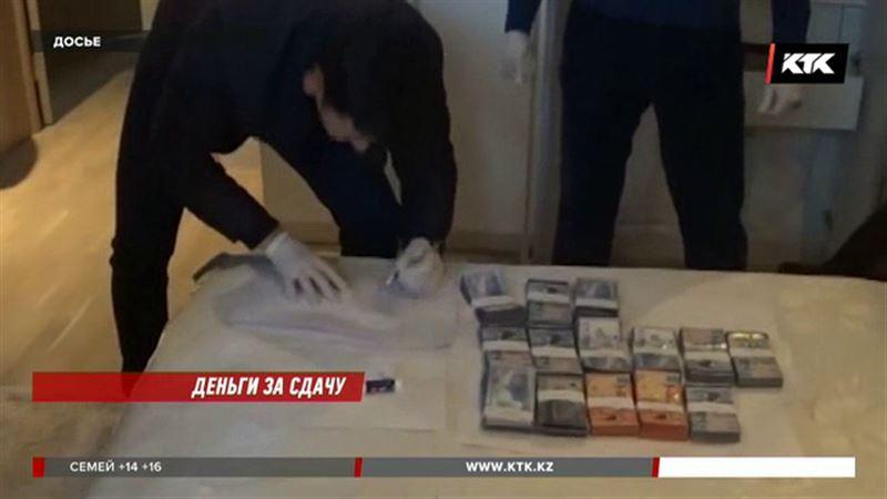 Алматинцы, заявившие на коррупционеров, получили большие деньги