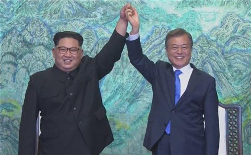 СМИ: КНДР и Южная Корея договорились заключить мир в этом году
