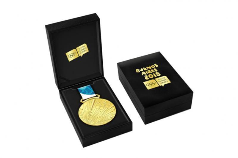 Буэнос-Айресте Олимпиада ойындарының медалі таныстырылды