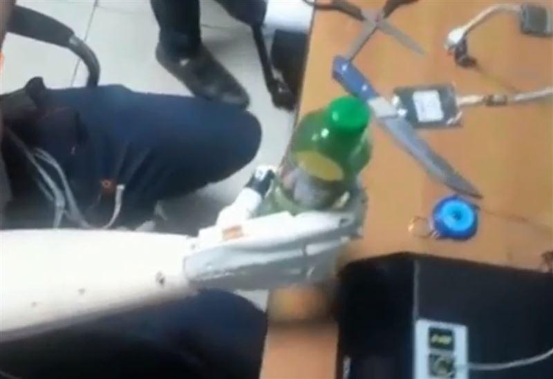 В Киргизии создали бионический протез, который управляется силой мысли
